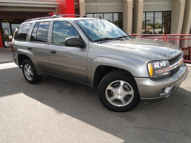chev trailblazer