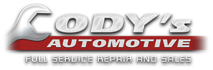 Cody's Automotive Logo