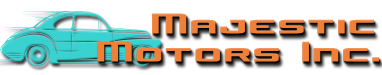 Majestic Motors Inc. Logo