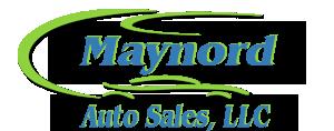 Maynord Auto Sales LLC Logo