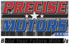 Precise Motors LLC Logo