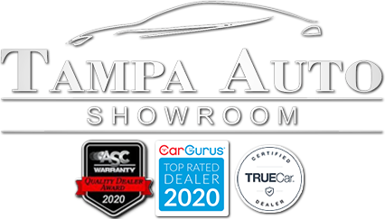 Tampa Auto Showroom Logo
