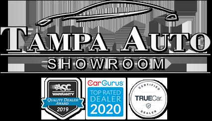 Tampa Auto Showroom Logo