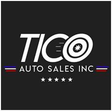 Tico Auto Sales Logo