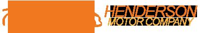 Henderson Motor Company Logo