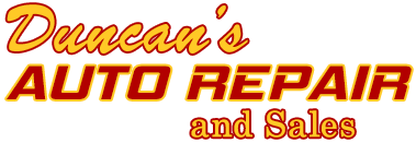 Duncan's Auto Repair and Sales Logo