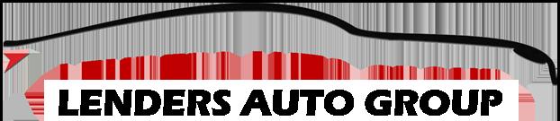 Lenders Auto Group  Logo