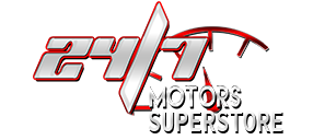 24/7 Motors Superstore Logo
