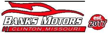 Banks Motors  Logo