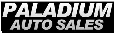 Paladium Auto Sales Logo