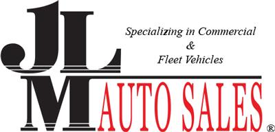 JLM Auto Sales Logo