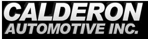 Calderon Automotive Inc. Logo