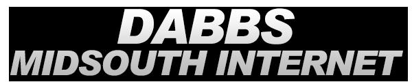 Dabbs Midsouth Internet Logo