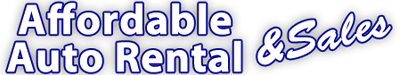 Affordable Auto Rental & Sales 1 Logo