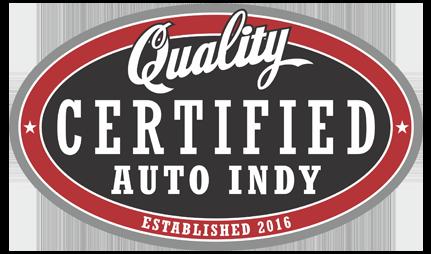 Quality Cerified Auto Indy Logo