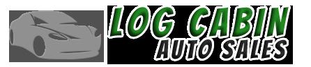 Log Cabin Auto Sales Logo