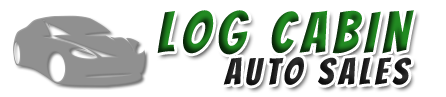Log Cabin Auto Sales Logo