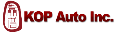 KOP Auto Inc Logo