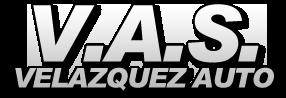 Velazquez Auto Logo