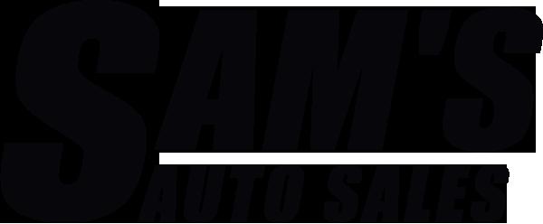 Sam's Auto Sales Logo
