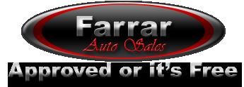 Farrar Auto Sales Logo