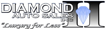 Diamond II Auto Sales Logo