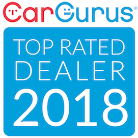 2018 Top Rated Dealer Badge