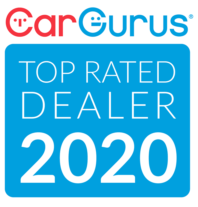 2020 Top Rated Dealer Badge
