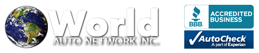 World Auto Network Inc. Logo