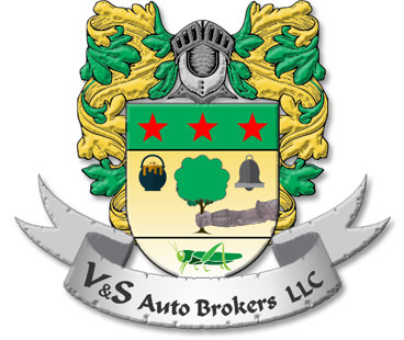 V&S Auto Brokers Logo