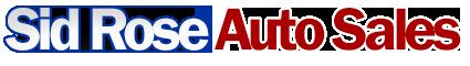 Sid Rose Auto Sales Logo