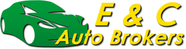 E & C Auto Brokers Logo