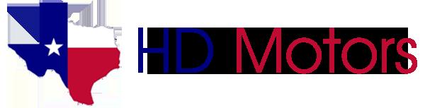 H D Motors Logo