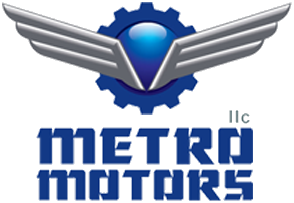 Metro Motors - 22nd St Logo