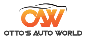 Otto's Auto World Logo