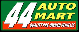 44 Auto Mart - Data Import/44Automart.com Logo