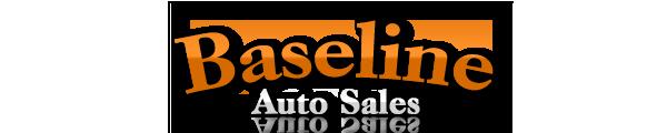 Baseline Auto Sales Logo