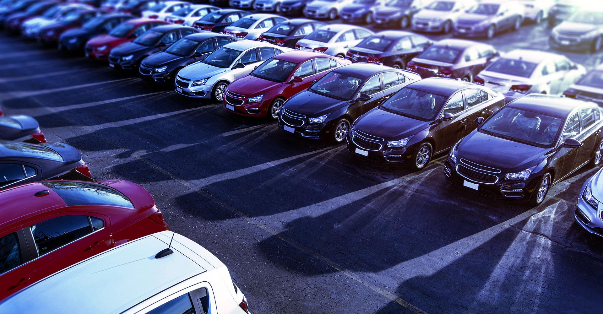 new deals car lot