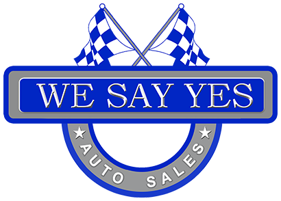 We Say Yes Auto Sales Logo