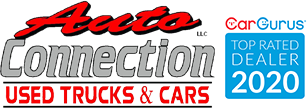 Auto Connection Used Trucks & Cars Logo