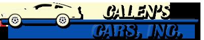 Calen's Cars Logo