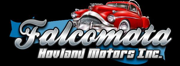 Falcomata - Hovland Motors INC Logo