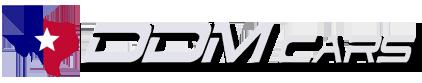 DDM Cars  Logo