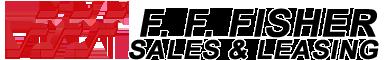 FF Fisher Sales & Leasing Logo