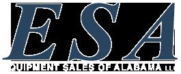Equipment Sales of Alabama Logo