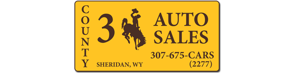 County 3 Auto Sales Logo