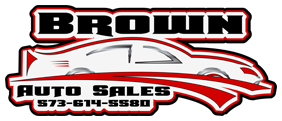 Brown Auto Sales  Logo