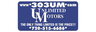 Unlimited Motors LLC Logo