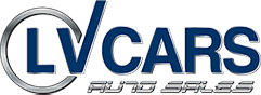 LV Cars Auto Sales Logo