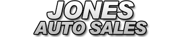 Jones Auto Sales Logo
